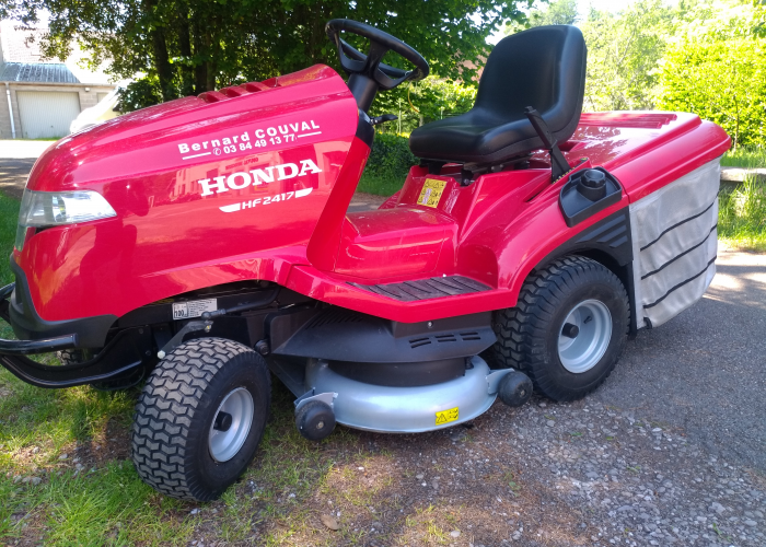 HF2417 HBE Honda